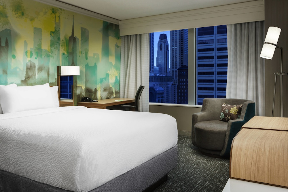 City View, Courtyard by Marriott Chicago Magnificent Mile