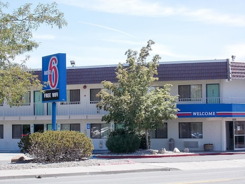 Motel 6 Reno, NV - Livestock Events Center