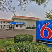 Motel 6 Sacramento, CA - North