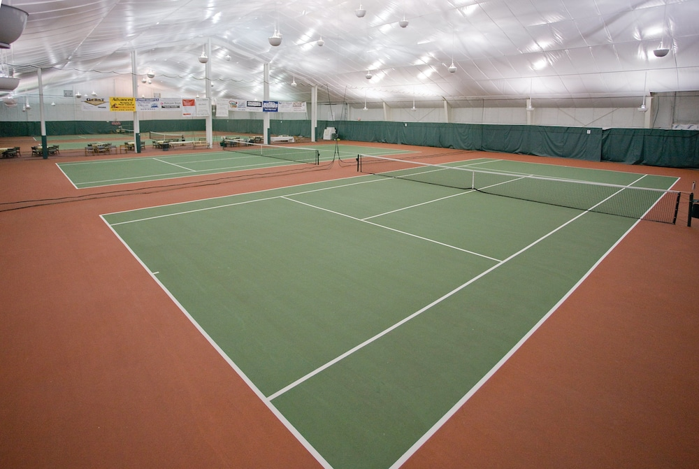 Tennis Court, Club Wyndham Resort at Fairfield Glade