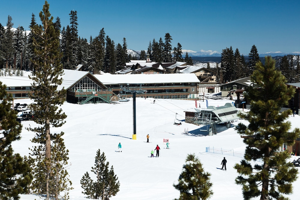 Mammoth Mountain Hotel Rooms