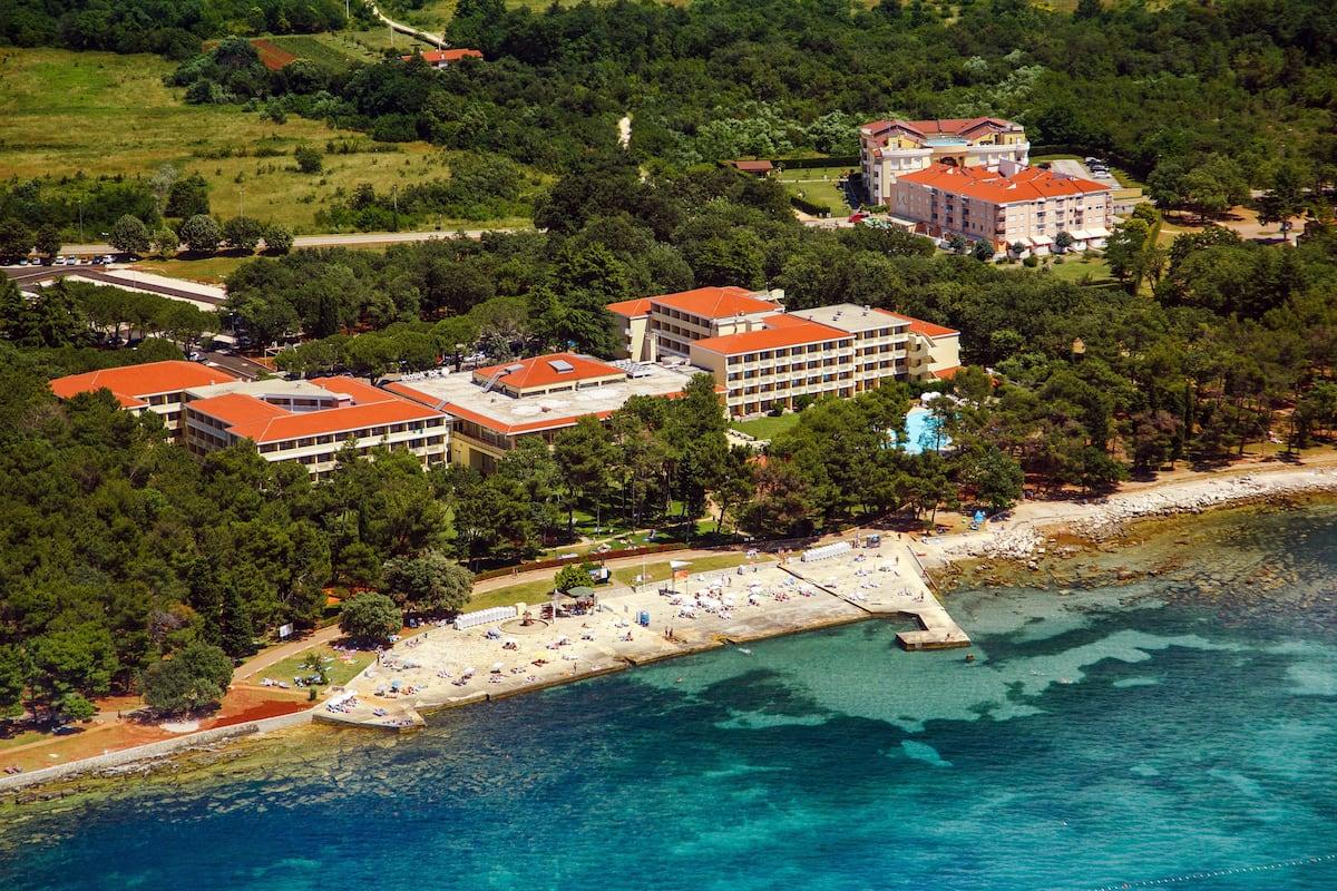 Hotel Sol Aurora For Plava Laguna Umag 2021 Updated Prices Expedia Co Id