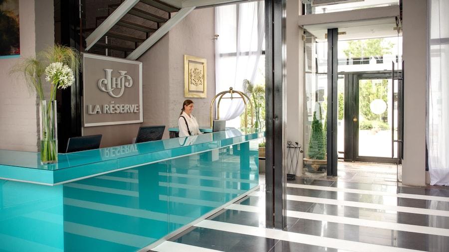 Spa Hotel La Réserve