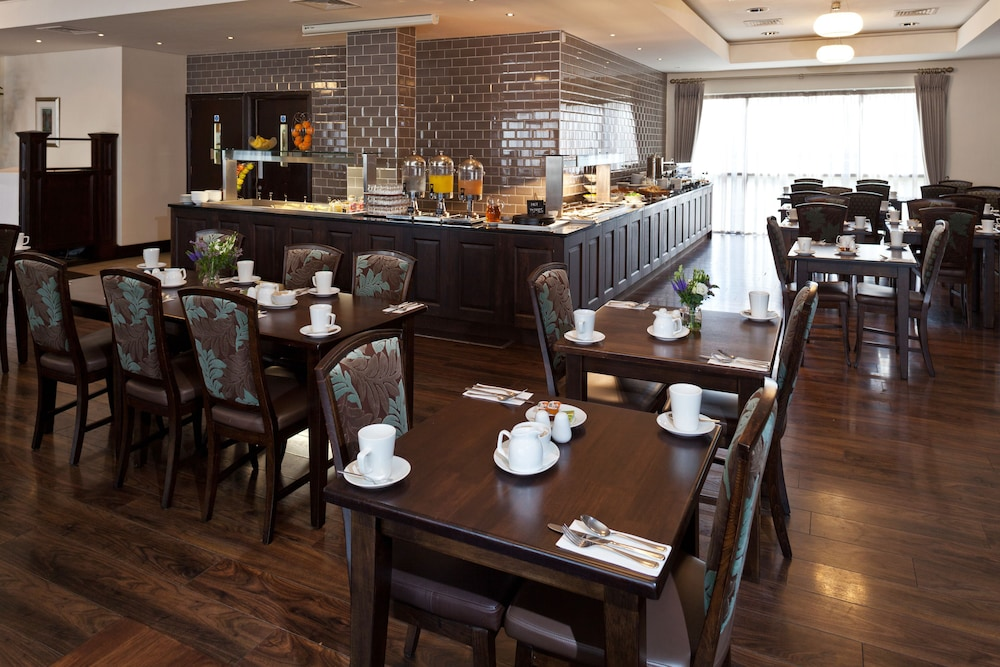 Breakfast Area, Grand Canal Hotel Dublin