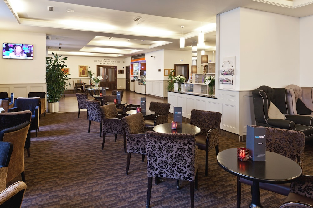 Reception, Grand Canal Hotel Dublin