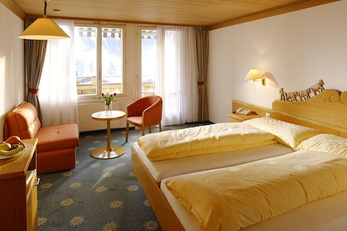 Room, Central Hotel Wolter