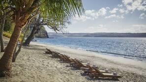 Private beach, surfing, sailing, kayaking