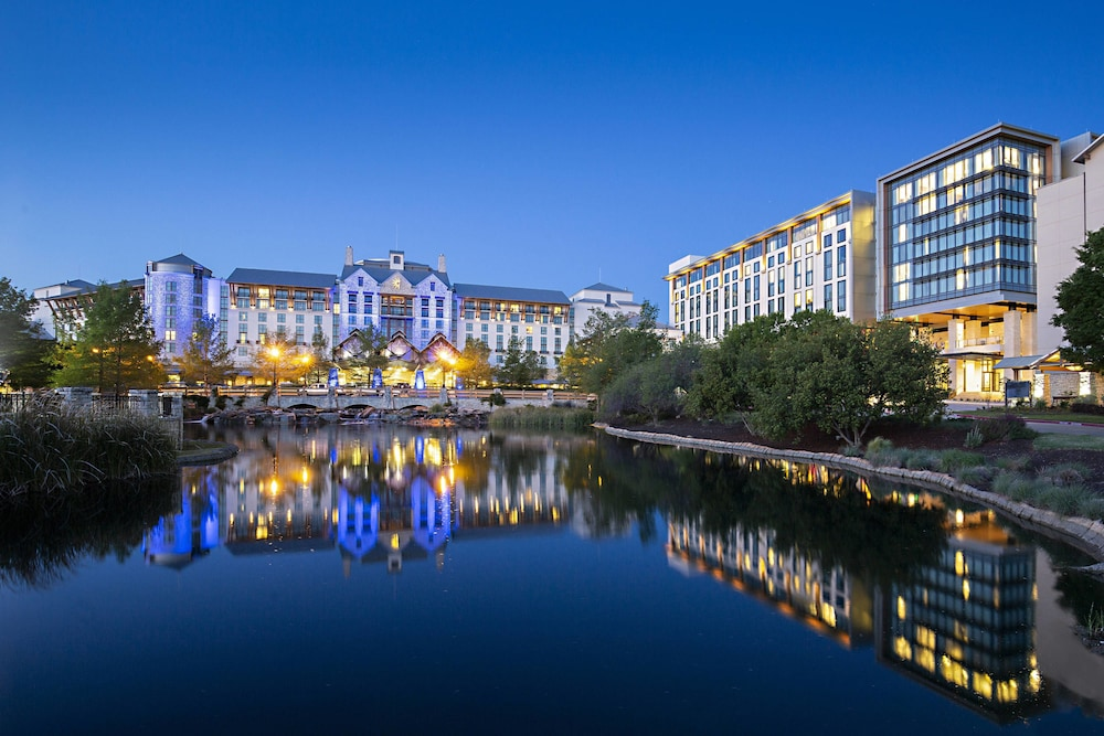 Featured Image, Gaylord Texan Resort & Convention Center
