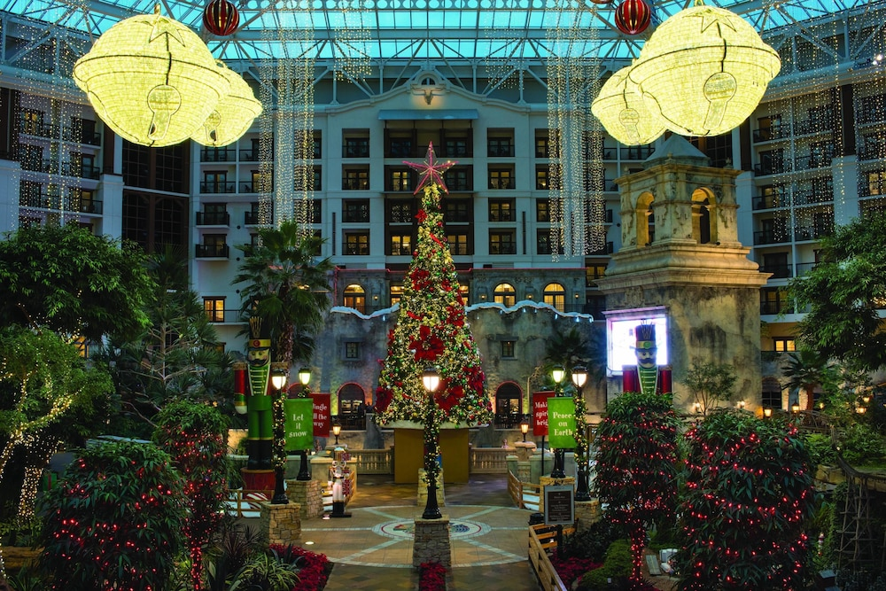 Interior Detail, Gaylord Texan Resort & Convention Center