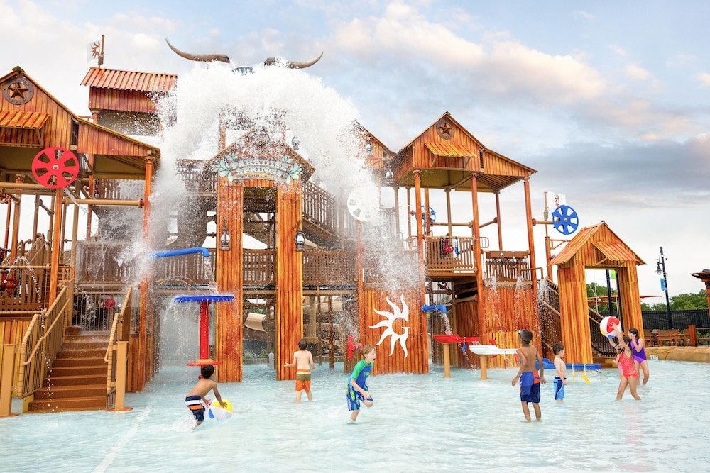 Water Park, Gaylord Texan Resort & Convention Center