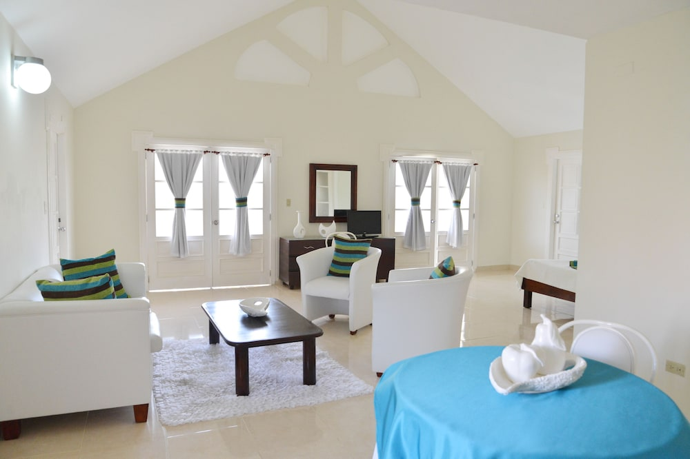 Living Area, Puerto Plata Village - All Inclusive