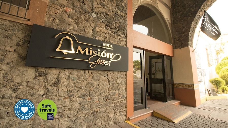 Misión Grand Juriquilla