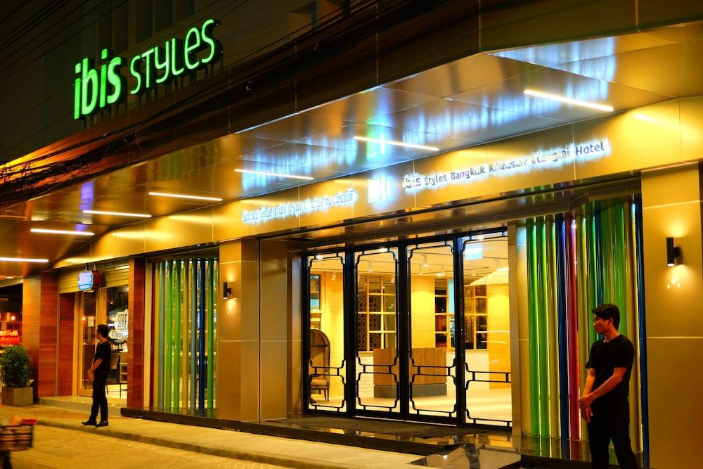 Book Ibis Styles Bangkok Khaosan Viengtai Bangkok Hotel