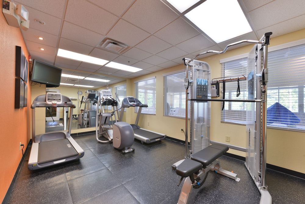 Fitness Facility, Country Inn & Suites by Radisson, Stone Mountain, GA