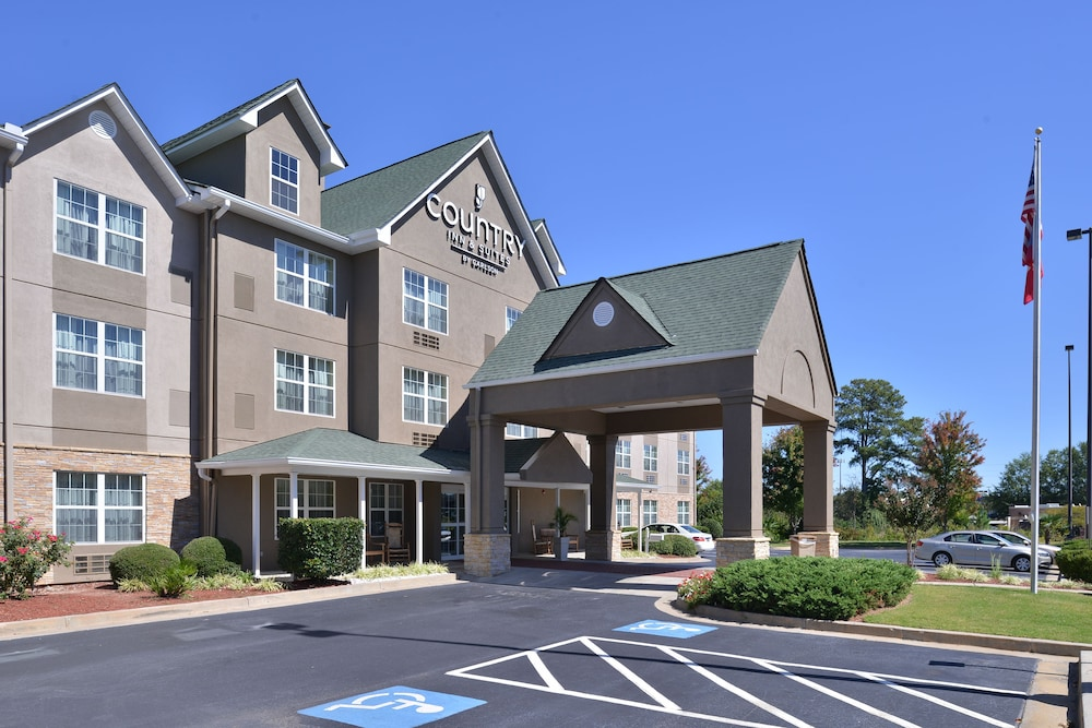 Front of Property, Country Inn & Suites by Radisson, Stone Mountain, GA