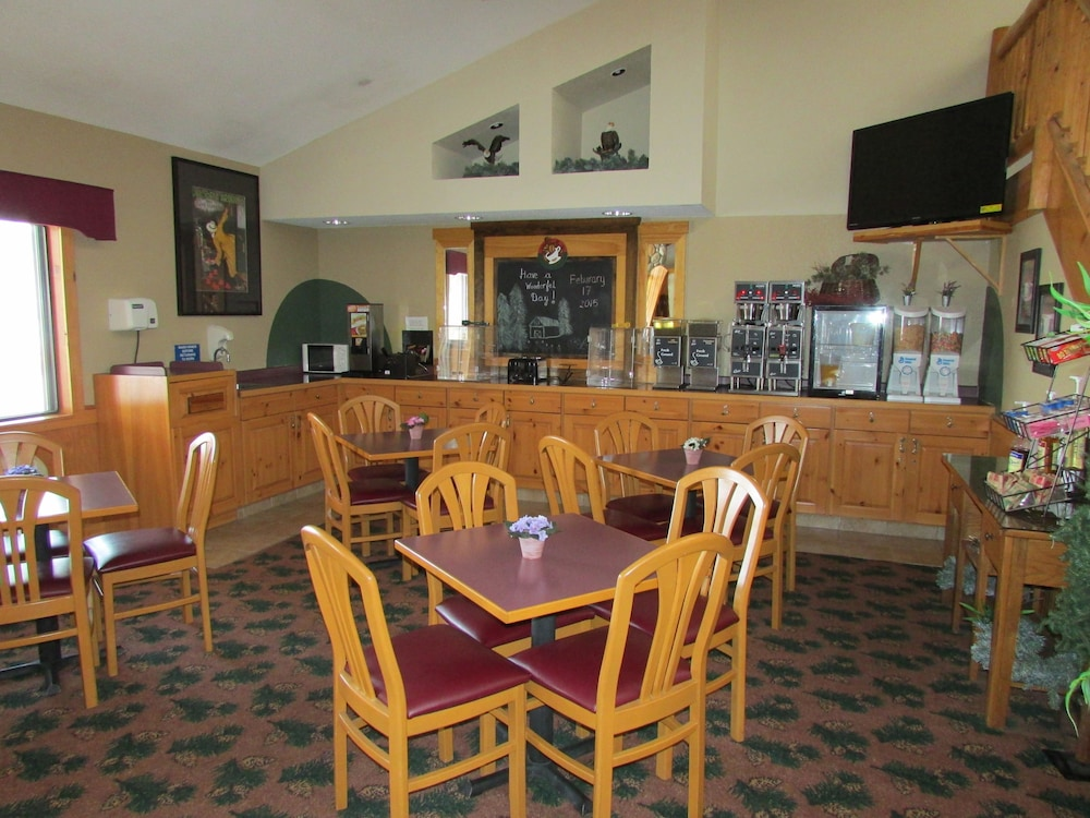 Breakfast Area, AmeriVu Inn & Suites