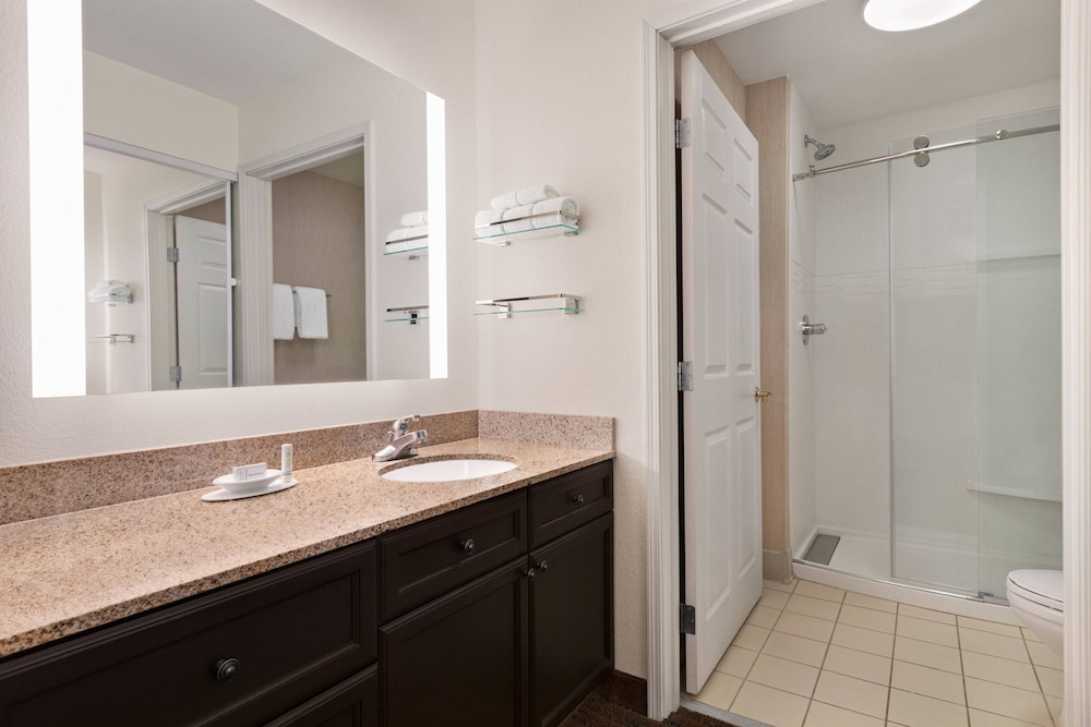 Bathroom, Residence Inn by Marriott Las Vegas South