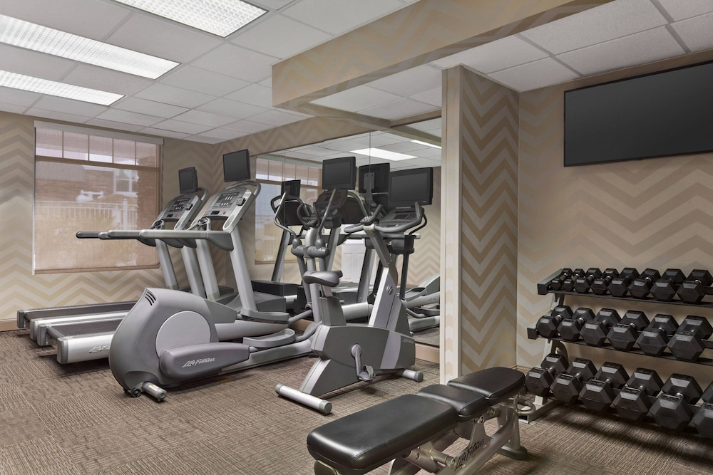 Fitness Facility, Residence Inn by Marriott Las Vegas South
