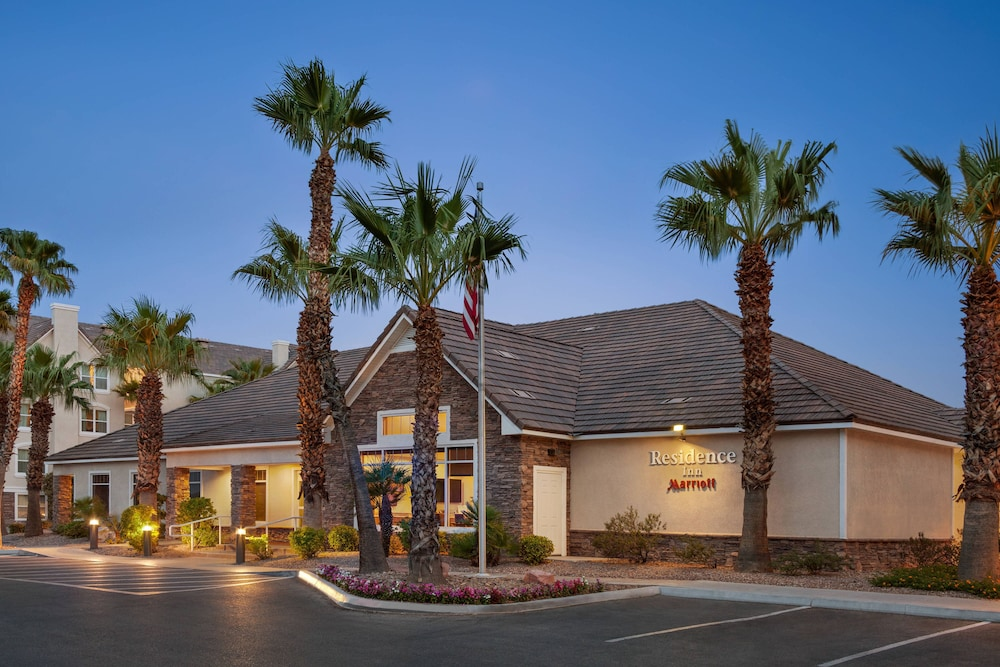 Exterior, Residence Inn by Marriott Las Vegas South