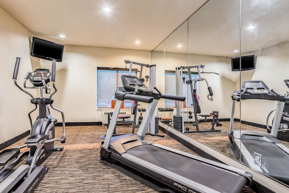 Fitness Facility, Comfort Inn & Suites Lookout Mountain