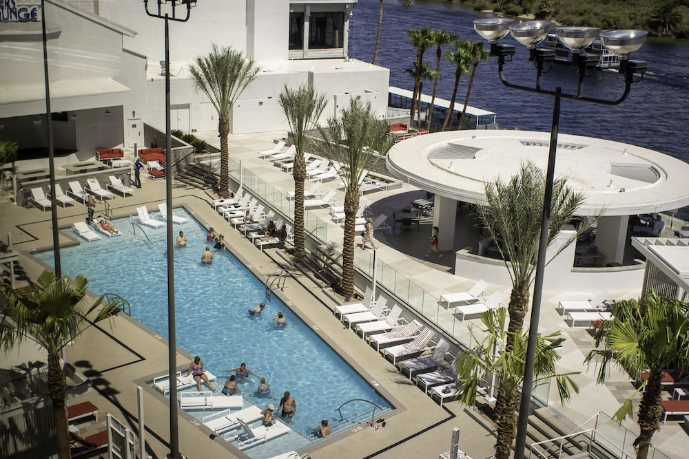 Outdoor Pool, Don Laughlin's Riverside Resort Hotel & Casino