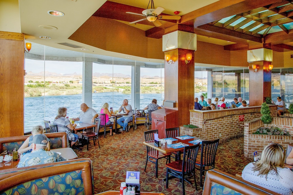 Cafe, Don Laughlin's Riverside Resort Hotel & Casino