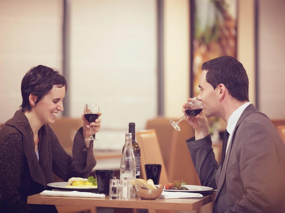 Novotel paris 13 porte d 39 italie gare d 39 austerlitz place - Restaurant sarreguemines porte d italie ...