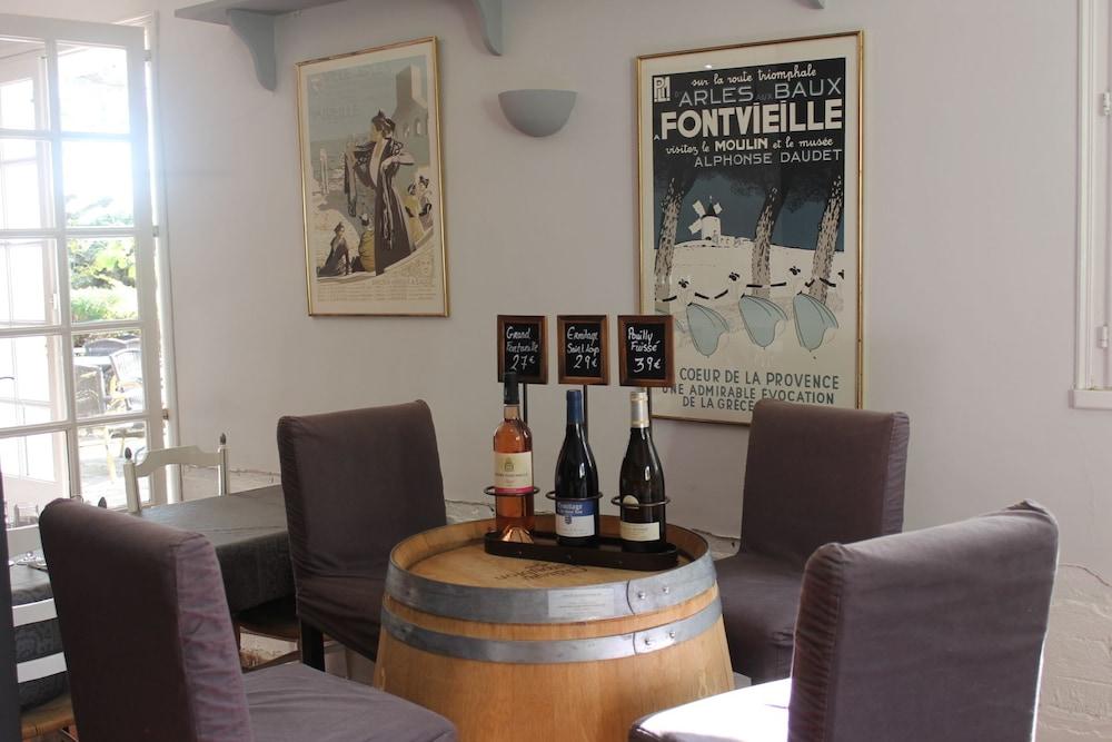 Hotel Restaurant Fontvieille