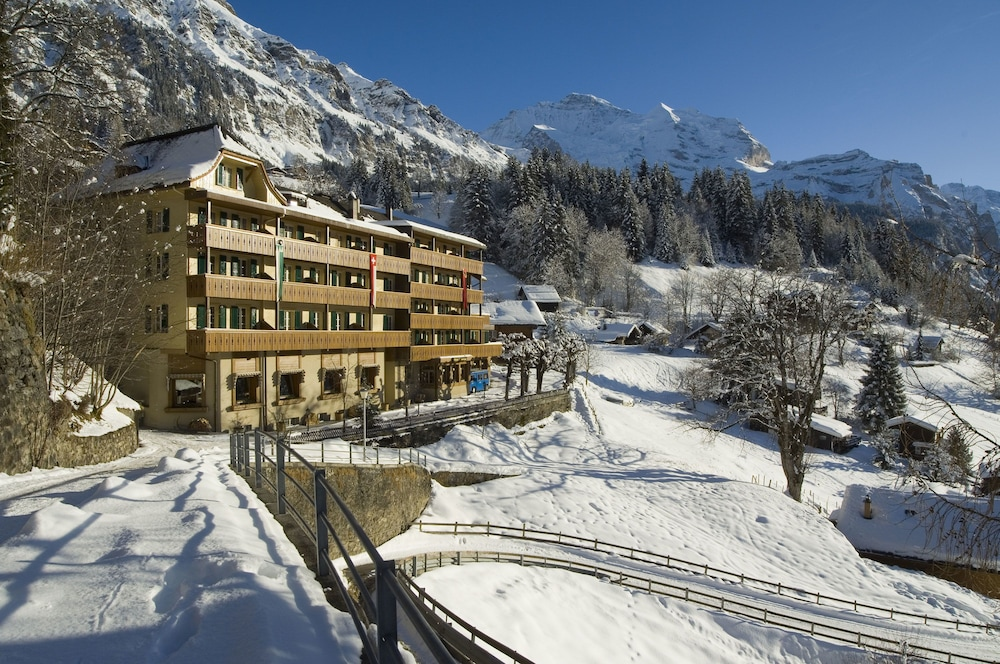 Featured Image, Hotel Alpenrose Wengen