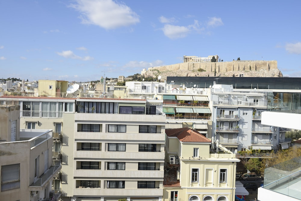 View from Property, Athens Studios