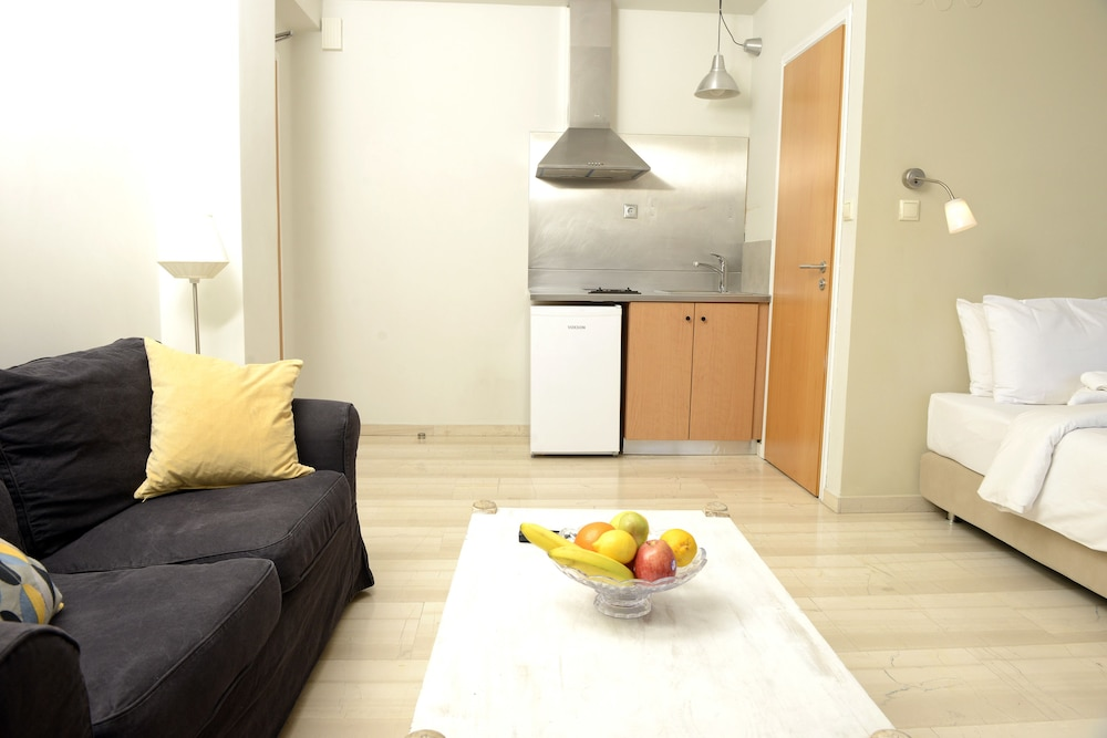 Private Kitchenette, Athens Studios