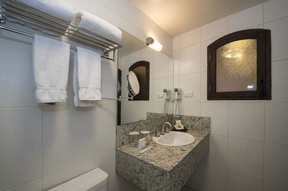 Bathroom, La Casona Hotel Boutique