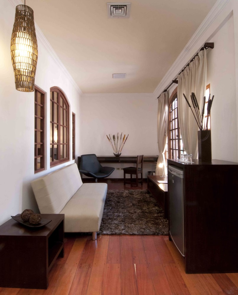 Living Area, La Casona Hotel Boutique