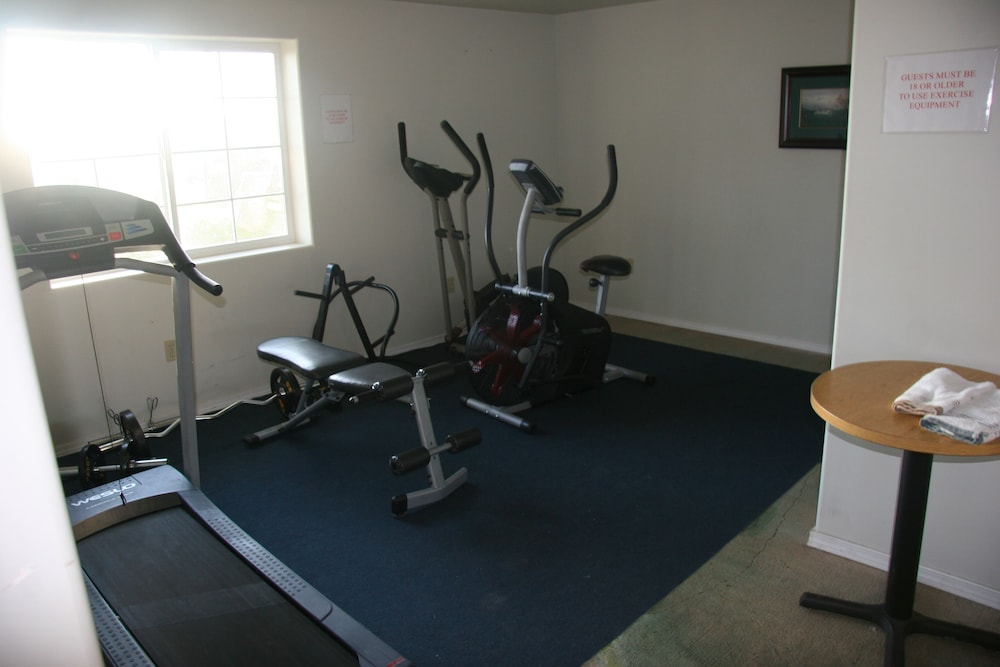 Fitness Facility, Westport Inn