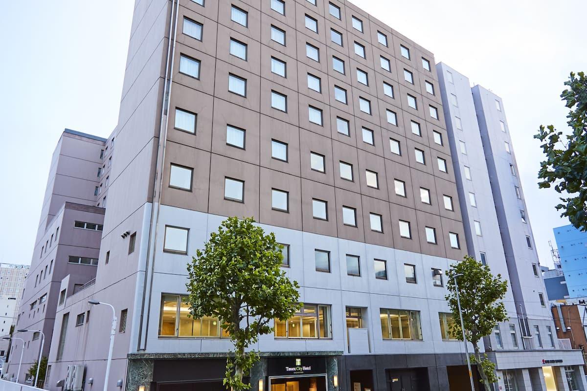マーク シティ ホテル 札幌 ティー