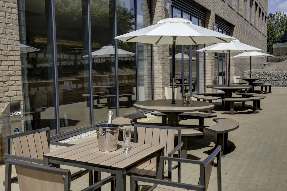 Terrace/Patio, Holiday Inn Express London - ExCeL