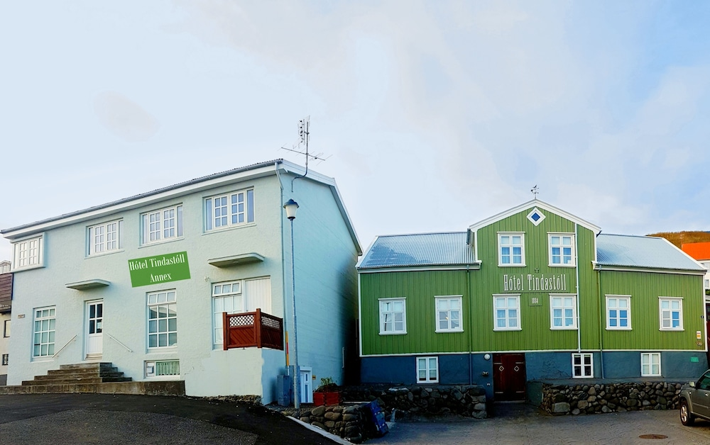 Featured Image, Hotel Tindastóll and Annex