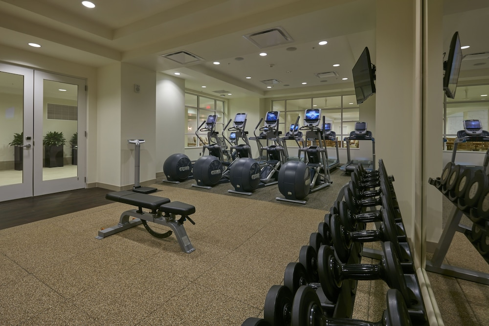 Gym, Embassy Suites Louisville Downtown