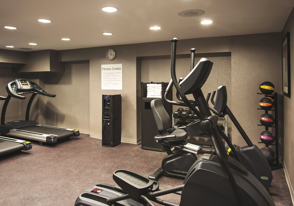 Fitness Facility, Holiday Inn Manhattan-Financial District