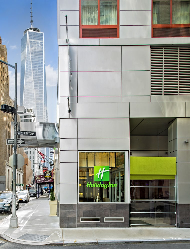 Front of Property, Holiday Inn Manhattan-Financial District