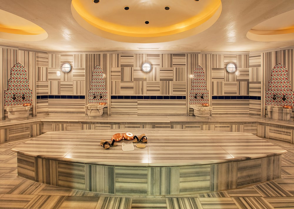 Turkish Bath, DoubleTree by Hilton Hotel Van