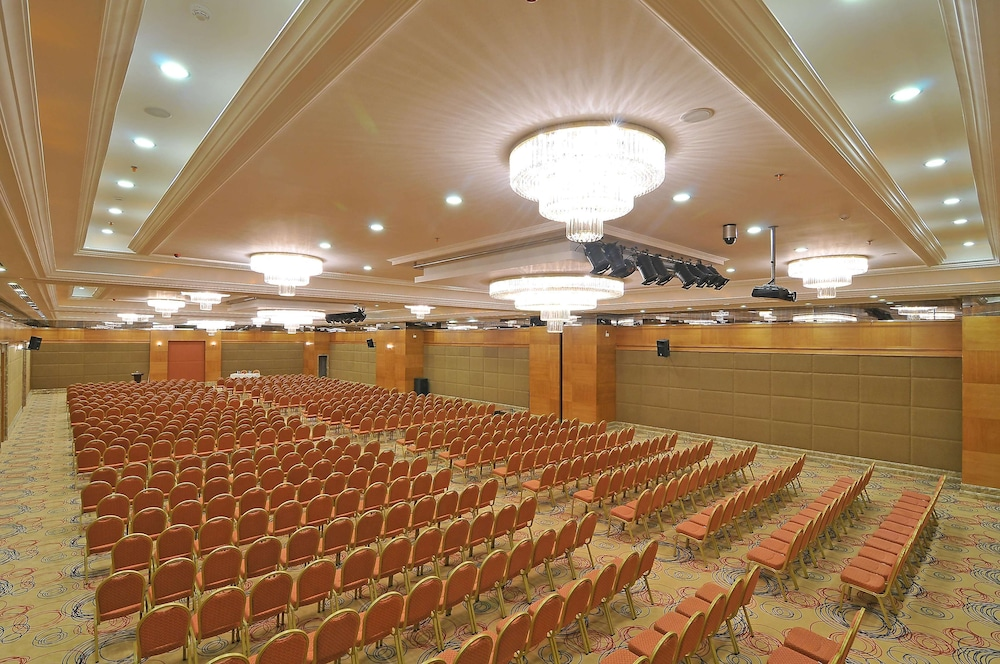 Meeting Facility, DoubleTree by Hilton Hotel Van