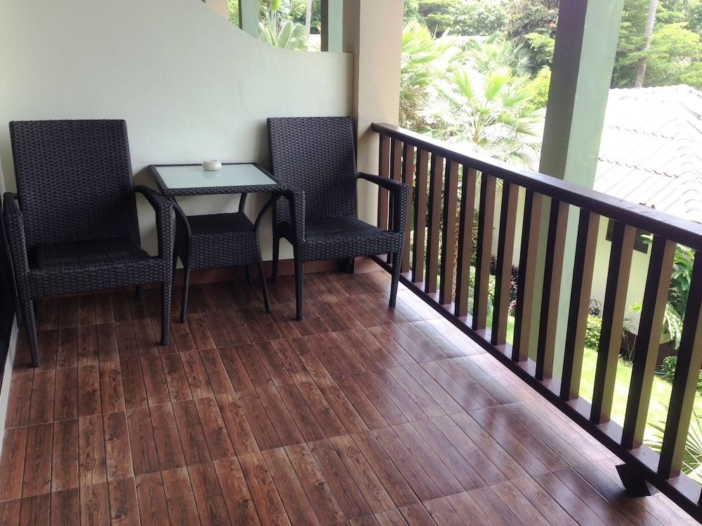 Balcony, Bailan Beach Resort