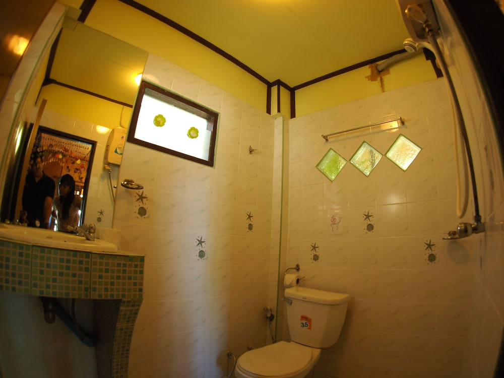 Bathroom, Bailan Beach Resort
