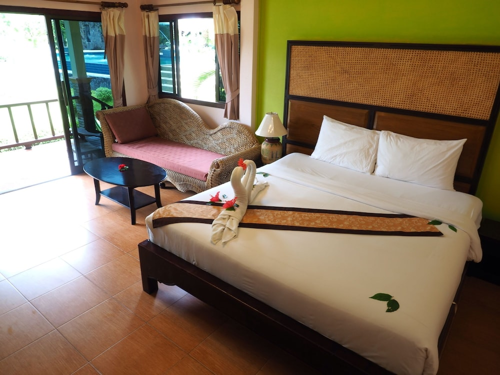Room, Bailan Beach Resort