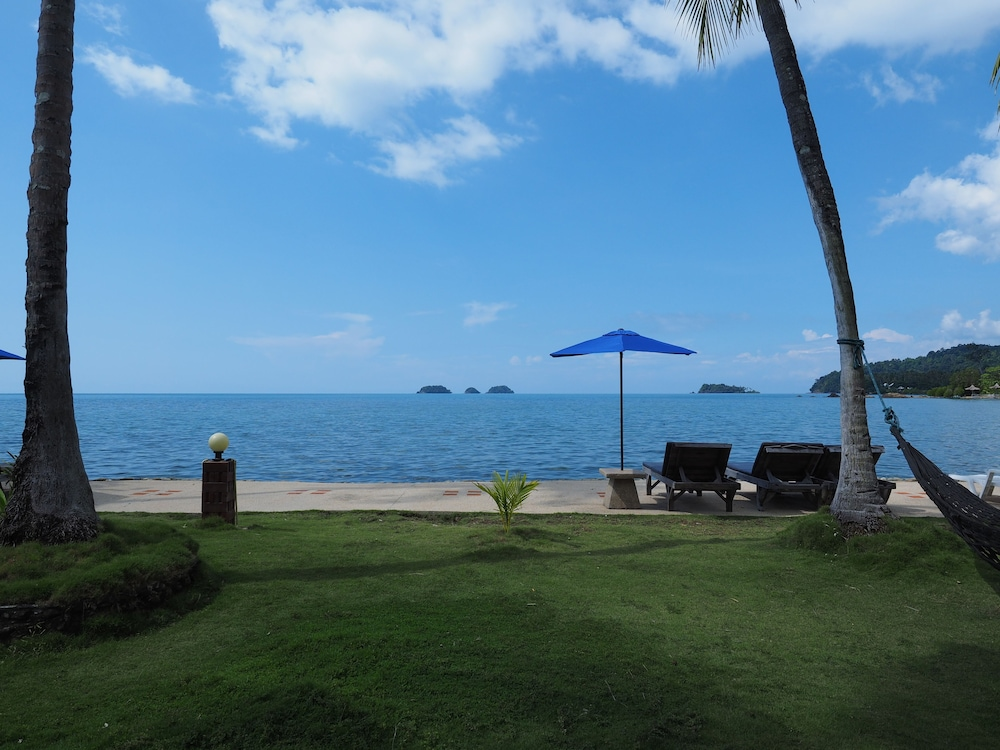 View from Property, Bailan Beach Resort