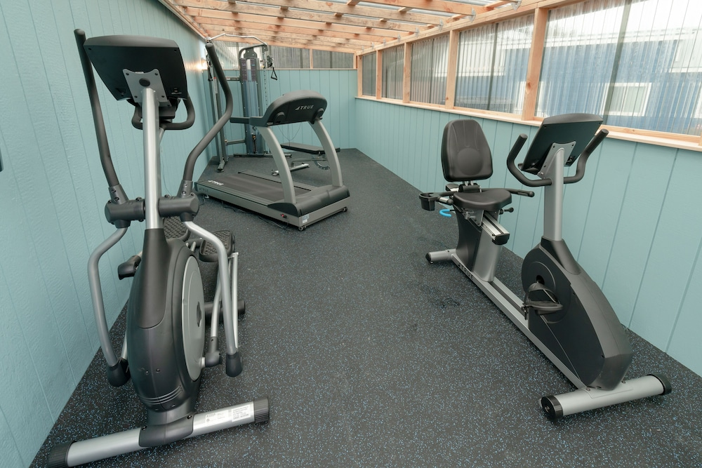 Fitness Facility, Oceanside Beachfront RV Resort