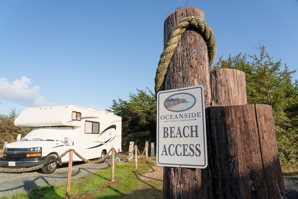 Exterior, Oceanside Beachfront RV Resort
