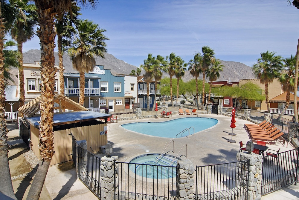 Featured Image, Palm Canyon Hotel & RV Resort
