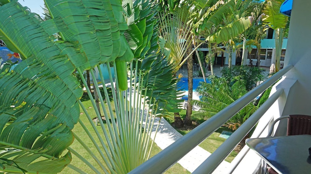 Balcony View, New Garden Hotel